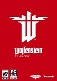 GamesGuru.rs - Wolfenstein: The New Order - Originalna igrica za PC
