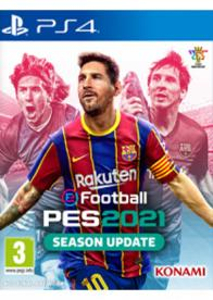 PS4 eFootball PES 2021 Season Update - GamesGuru