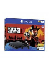 PlayStation PS4 1TB Bundle Red Dead Redemption - GamesGuru