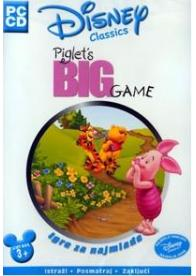 GamesGuru - Praslinova Velika Igra - Piglet's Big Game - Originalna igrica za PC