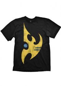 Majica Starcraft 2 Protoss Logo Vintage, Size L - GamesGuru