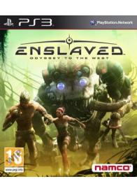 GamesGuru.rs - Enslaved: Odyssey to the West - Originalna igrica za PS3