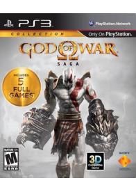 GamesGuru.rs - God of War Saga - Originalne igrice za PS3