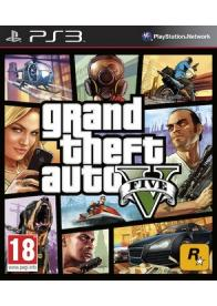 GamesGuru.rs - Grand Theft Auto V - Preorder - Originalna igrica za PS3