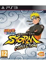 Naruto Shippuden Ultimate Ninja Storm Collection (1 + 2 + 3 Full Burst)