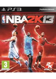 GamesGuru.rs - NBA 2K13 - Igrica za PS3