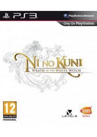 GamesGuru.rs - Ni No Kuni: Wrath Of The White Witch - Originalna igrica za PS3