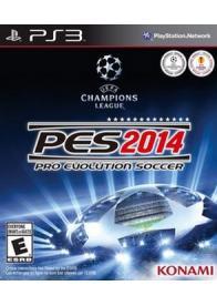 GamesGuru-Pro Evolution Soccer 2014-PES 2014-Originalna igrica za PS3