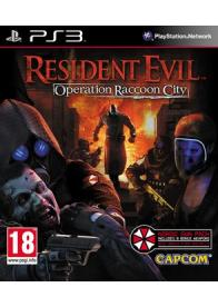 GamesGuru.rs - Resident Evil: Operation Raccoon City - Preorder - Igrica za PS3