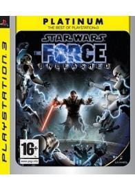 GamesGuru.rs - Star Wars The Force Unleashed Platinum - Igrica za PS3