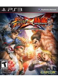 GamesGuru.rs - Street Fighter X Tekken - Preorder - Igrica za PS3