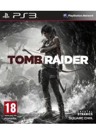 GamesGuru.rs - Tomb Raider - Originalna igrica za PS3