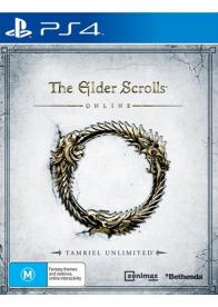 The Elders Scrolls Online Tamriel Unlimited
