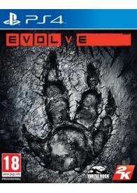 GamesGuru.rs - Evolve - Preorder - Originalna igrica za PS4