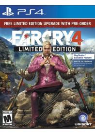 Far Cry 4 Limited Edition PS4 - gamesguru.rs