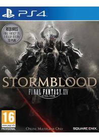 Final Fantasy XIV StormBlood exp. (incl. Heavensward exp.)