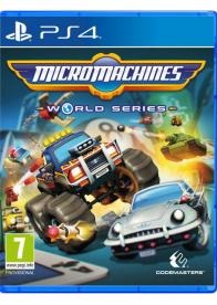 PS4 Micro Machines