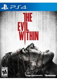 PS4 THE EVIL WITHIN - KORIŠĆEN