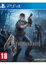 PS4 Resident Evil 4- GamesGuru
