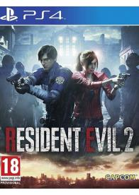 PS4 Resident Evil 2 - GamesGuru