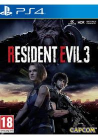 PS4 Resident Evil 3 Remake - Gamesguru