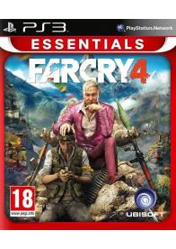 PS3 Far Cry 4 Essentials