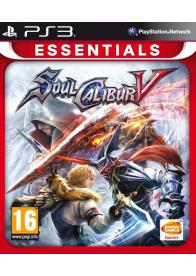 Soul Calibur V Essentials