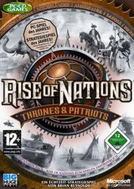 GamesGuru.rs - Rise of Nations - Thrones and Patriots