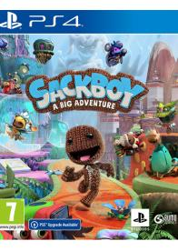 PS4 Sackboy A Big Adventure! - GamesGuru