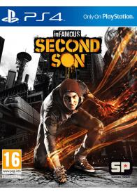 PS4 InFamous: Second Son - GamesGuru