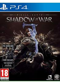PS4 Middle Earth: Shadow of War - GamesGuru