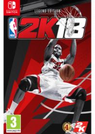 Switch NBA 2K18 Shaq Legend Edition