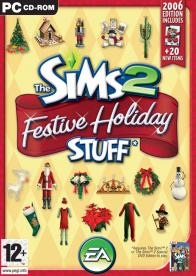 GamesGuru.rs - The Sims 2: Festive Holiday Stuff