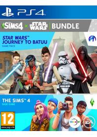 PS4 The Sims 4 Star Wars: Journey To Batuu - GamesGuru