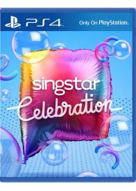 PS4 SINGSTAR CELEBRATION