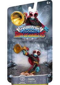 Skylanders SuperChargers Fiesta