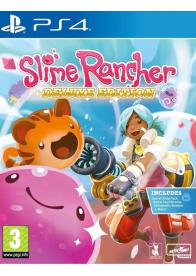 PS4 Slime Rancher Deluxe Edition - GamesGuru