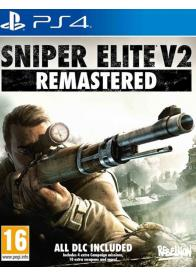 PS4 Sniper Elite V2 Remastered -GamesGuru