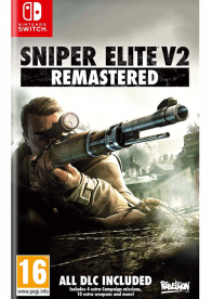 Switch Sniper Elite V2 Remastered - GamesGuru