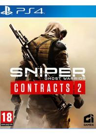 PS4 Sniper Ghost Warrior Contracts 2 - Gamesguru
