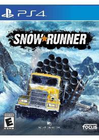 PS4 Snowrunner - GamesGuru