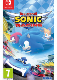 Switch Team Sonic Racing - GamesGuru