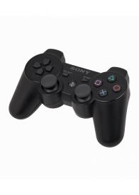 DualShock 3 Sixaxis Wireless Controller PS3 Black- GamesGuru