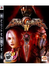 PS3 SOUL CALIBUR 4