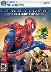 GamesGuru.rs - Spider-Man Friend or Foe - Igrica za kompjuter