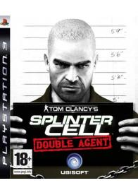 PS3 TOM CLANCYS SPLINTER CELL DOUBLE AGENT