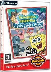 GamesGuru.rs - Spongebob Squarepants: Lights Camera Pants - Igrica