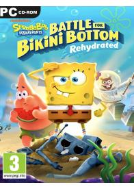 PC Spongebob SquarePants: Battle for Bikini Bottom - Rehydrated - GamesGuru