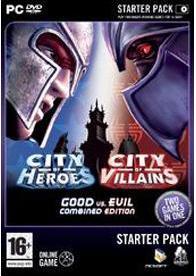 GamesGuru.rs - Starter Pack: City of Heroes & Villains - Igrica za kompjuter