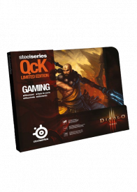 SteelSeries QcK Diablo 3 Monk Edition - GamesGuru